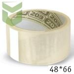 Упаковочная липкая лента (Скотч) 48 мм * 66 м * 40 мкм