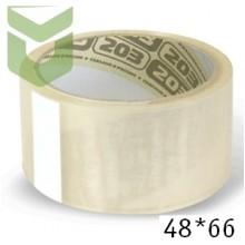 Упаковочная липкая лента (Скотч) 48 мм * 66 м