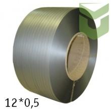 Полипропиленовая упаковочная лента 12*0,5 мм (3 км)