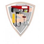 Таль электрическая стационарная Shtapler PA 250/125 кг, 6/12м