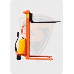 Штабелер гидравлический с электроподъемом Shtapler JC-BDD 1,5Т х 1.6М
