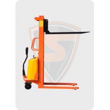Штабелер гидравлический с электроподъемом Shtapler JC-BDD 1.5Т х 2.5М